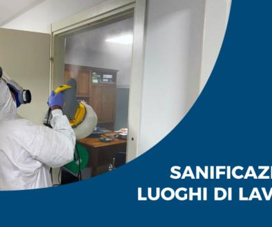 World Service Ambiente e Pulizia - Sanificazione luoghi di lavoro