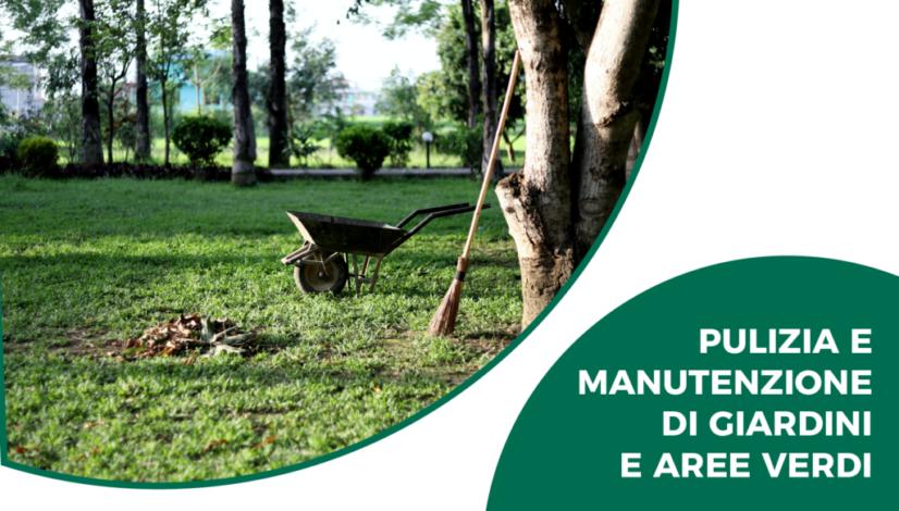 World Service Ambiente e Pulizia - pulizia giardini