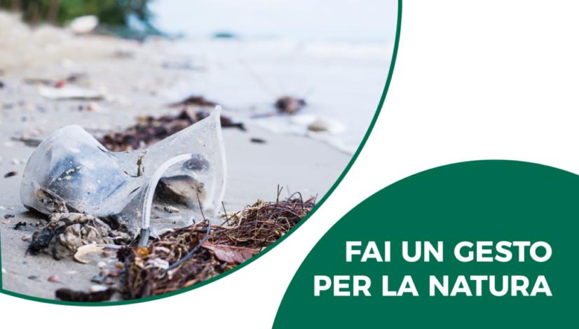 World Service Ambiente e Pulizia - un gesto per la natura
