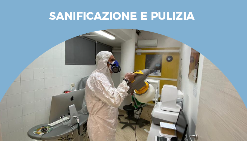 World Service Ambiente e Pulizia - Sanificazione