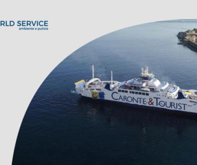 World Service Ambiente e Pulizia - Caronte & Tourist
